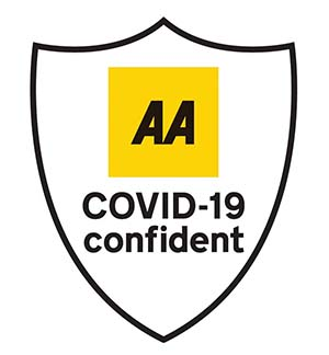 AA COVID Confident | Rated Trips