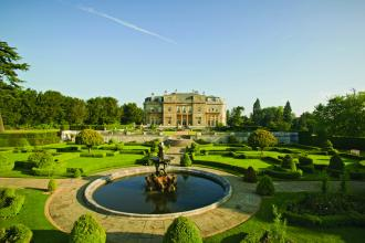 Luton Hoo and its grounds